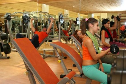 Fitness center in Tirana - Albania